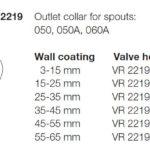 Vola VR2219+30