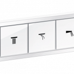 RainSelect Thermostat for concealed installation for  5 functions
